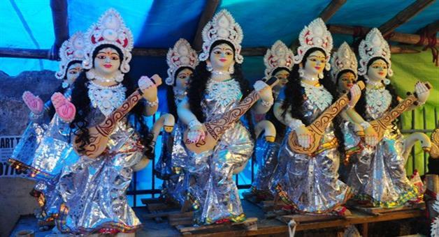 Khabar Odisha:Tomorrow--saraswati-puja-celebration-in-odisha