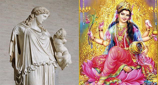 Khabar Odisha:8-Strange-Similarities-Between-Greek-And-Indian-Mythology