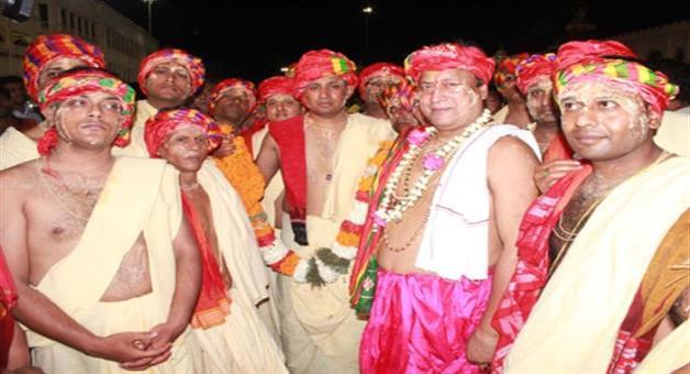 Khabar Odisha:Anubhab-yatra-for-Jaganath-temple-servitors