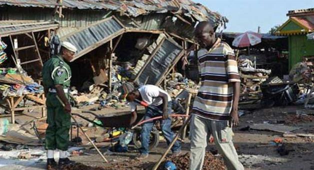 Khabar Odisha:22-killed-in-nigeria-suicide-attack-in-nijeria