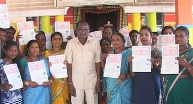 Khabar Odisha:suryanarayan-acharya-donates-2-3-acres-to-poor