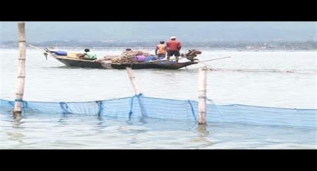 Khabar Odisha:Tourist-restriction-to-enter-chilika-to-day-for-animal-monitory-of-chilika-lake