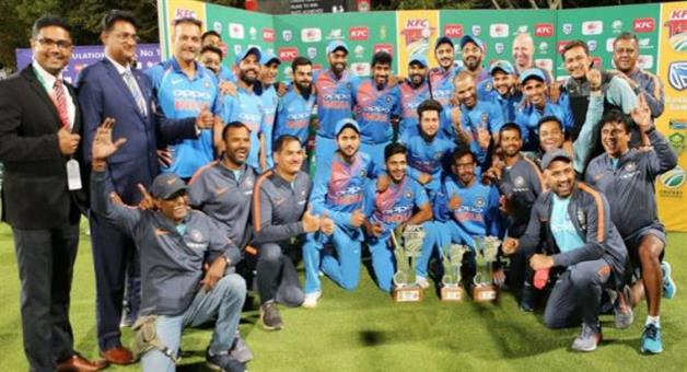Khabar Odisha:India-beat-South-Africa-by-7-runs