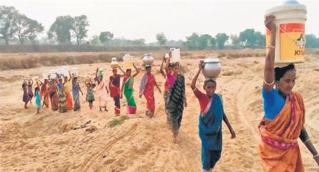 Khabar Odisha:40-village-of-baleswar-district-suffer-scarcity-of--drinking-water-in-summer