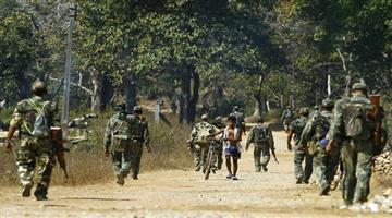 Khabar Odisha:5-naxal-dead-at-Bijapur-chatisgarh