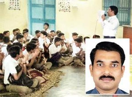 Khabar Odisha:teacher-sets-record