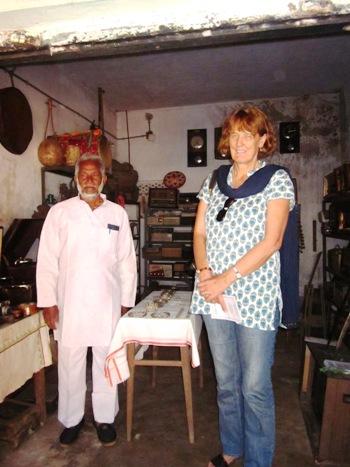 Khabar Odisha:Akhayas-first-electronics-museum-Khorda