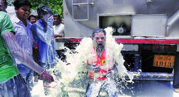 Khabar Odisha:problem-in-milk-federation-businesses