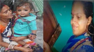 Khabar Odisha:A-Mother-Killed-Her-8-Months-Old-Son-In-Delhi
