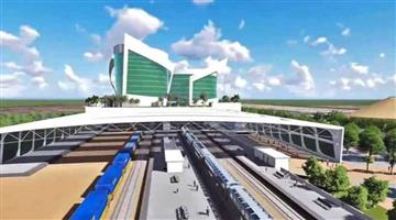 Khabar Odisha:A-five-star-hotel-is-being-built-upon-gandhinagar-railway-station-know-details