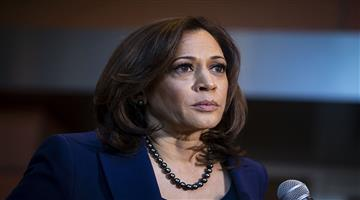 Khabar Odisha:A-woman-has-been-arrested-for-threatening-to-assassinate-US-Vice-President-Kamala-Harris