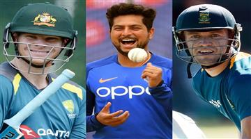 Khabar Odisha:A-B-DeVilliers-and-Steve-Smith-Bowling-is-the-biggest-challenge---Kuldeep-Yadav