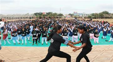 Khabar Odisha:ABVP-mission-sahasi-programe-at-Bermunda