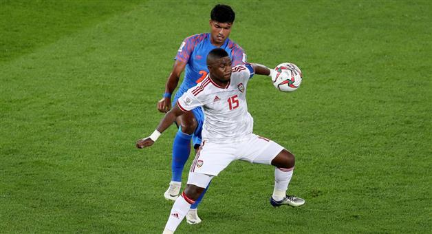 Khabar Odisha:AFC-Asian-cup-India-vs-UAE-group-match-report-and-highlights