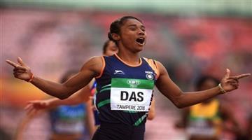 Khabar Odisha:AFI-say-sorry-gold-medalist-Hima-Das