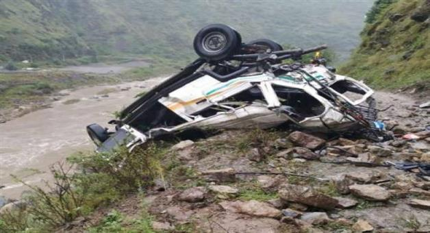 Khabar Odisha:Accident-In-Chhaila-Theog-Shimla-Education-Minister-Brother-Among-Three-Died-In-Accident