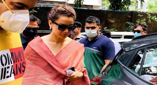 Khabar Odisha:Actress-Kangana-will-appear-in-court-on-octomber-1