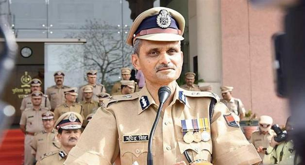Khabar Odisha:After-Bihar-now-Rajasthan-Police-Chief-Bhupendra-Singh-has-applied-for-voluntary-retirement