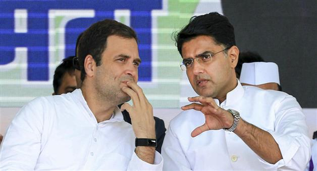 Khabar Odisha:After-Punjab-now-the-Rajasthan-Congress-is-embroiled-in-controversy-with-Sachin-Pilot-meeting-Rahul