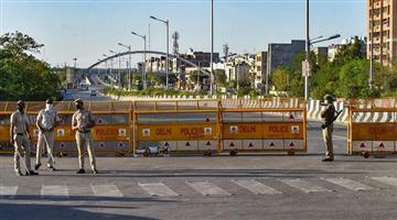 Khabar Odisha:Again-Lockdown-Extended-in-New-Delhi