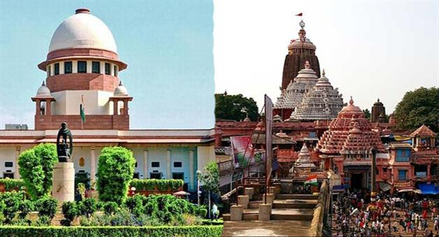 Khabar Odisha:Amicus-Curiae-seeks-time-from-Supreme-Court-to-file-report-on--eviction-around-Shree-Mandir
