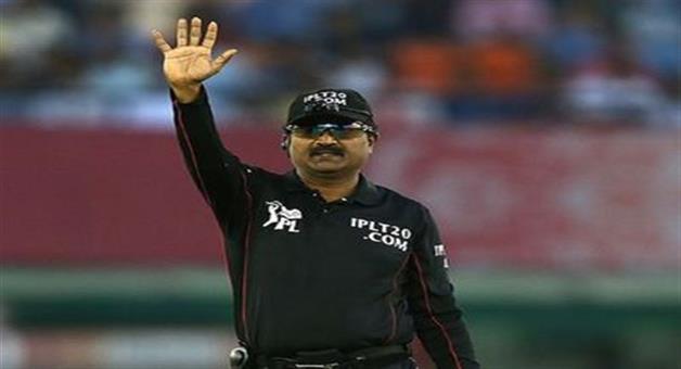 Khabar Odisha:Anantapadmanavan-promoted-to-the-ICC-International-Umpires-Panel