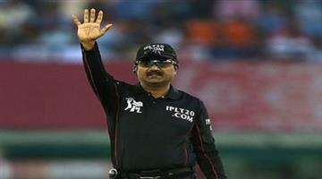 Khabar Odisha:Anantapadmanavan-promoted-to-the-ICC-International-Umpires-Panel