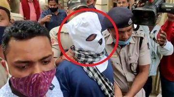 Khabar Odisha:Anjana-Mishra-Gang-Rape-TI-Parade-Of-Main-Accused-Done