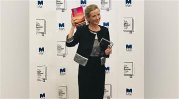 Khabar Odisha:Anna-Burns-wins-50th-Man-Booker-Prize-for-Milkman