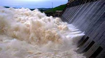 Khabar Odisha:Another-4-gates-of-Hirakudar-are-closed-now-flooding-continues-with-4-gates