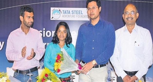 Khabar Odisha:Another-odia-girl-swarnalata-will-be-climb-Everest-after-kalpana