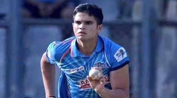 Khabar Odisha:Arjun-Tendulkar-will-make-his-debut-for-his-son-the-Mumbai-senior-team-on-his-fathers-path