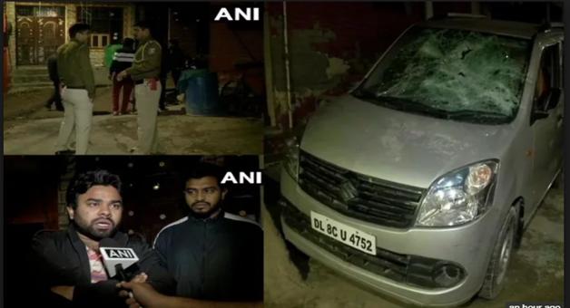Khabar Odisha:Armed-Men-Attack-Delhi-Sangam-Vihar-Councillor-Home-Kejriwal-Asks-Whats-Going-On-In-Delhi