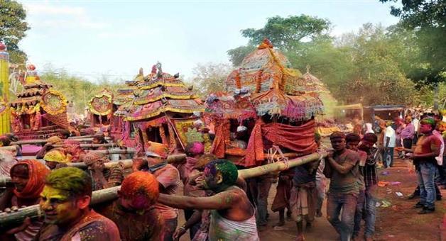 Khabar Odisha:Art-and-culture-Dola-Purnima-Festival