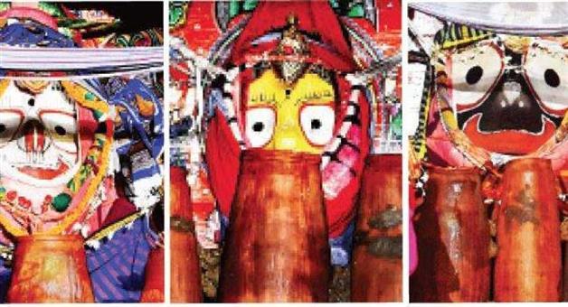 Khabar Odisha:Art-and-culture-Odisha-Puri-jagannath-adharpana-rituals-today