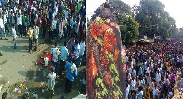 Khabar Odisha:Art-and-culture-Odisha-Kalahandi-Manikeswari-Chatar-festival