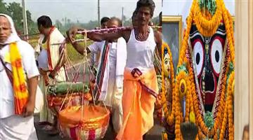 Khabar Odisha:Art-and-culture-Prathamastami-in-puri-jagannath-temple