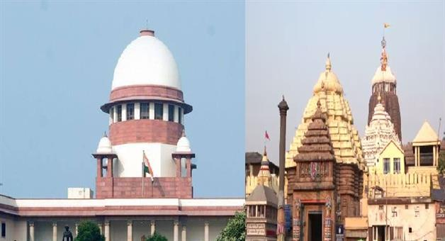 Khabar Odisha:Art-and-culture-Supreme-Court-shows-displeasure-over-the-status-of-report-submitted-by-Jagannath-Temple-Managing-Committee