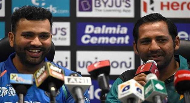 Khabar Odisha:Asia-Cup-India-Pakistan-high-voltage-match-today