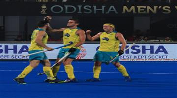 Khabar Odisha:Australia-defeat-france-by-3-0--entered-in-to-semifinal