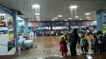 Khabar Odisha:BBSR-rail-station-photo-viral-in-social-media