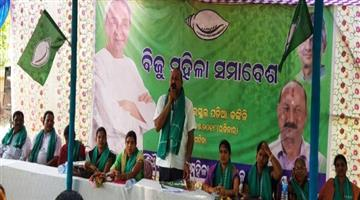 Khabar Odisha:BJD-Mahila-Morcha-campaigning-in-every-Constancy-of-Odisha-from--Sep-24