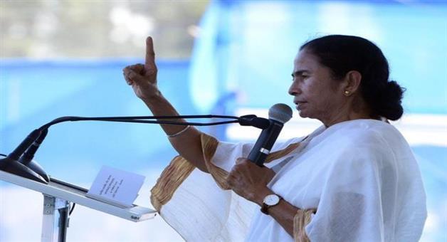 Khabar Odisha:BJP-Is-History-Changer-Name-Changer-Note-Changer-But-Not-Game-Changer-Said-Mamta-Banerjee