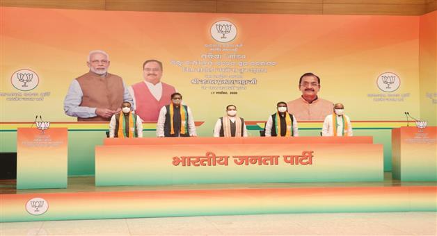 Khabar Odisha:BJP-National-President-Shri-JPNadda-will-inaugurate-six-party-offices-in-Odisha