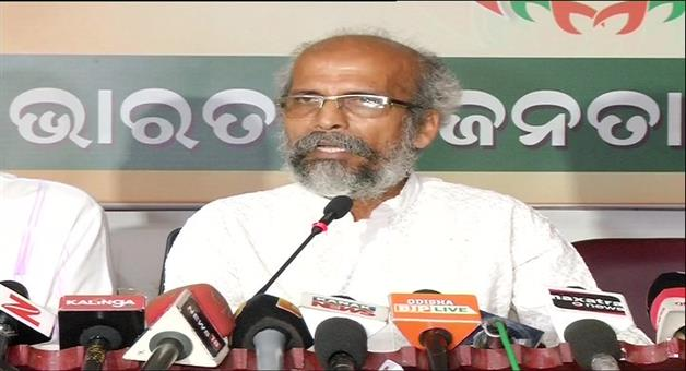 Khabar Odisha:BJP-Pratap-sharangi-Comment-On-BJP-CM-Row