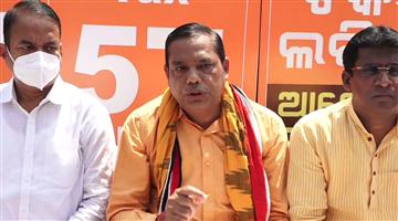 Khabar Odisha:BJP-Targets-BMC-for-holding-tax
