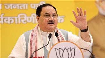 Khabar Odisha:BJP-national-president-JP-Nadda-has-warned-MPs-and-legislators-not-to-interfere-in-the-panchayat-elections