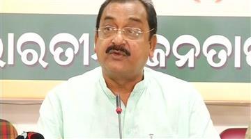 Khabar Odisha:BJP-team-will-travel-to-Kotia-today--Sameer-Mohanty