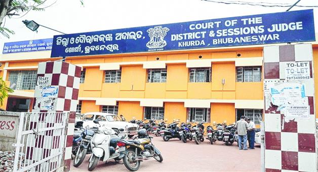 Khabar Odisha:BMC-seals-court-premises-in-capital-Bhubaneswar-for-three-days-due-to-multiple-coronary-infections