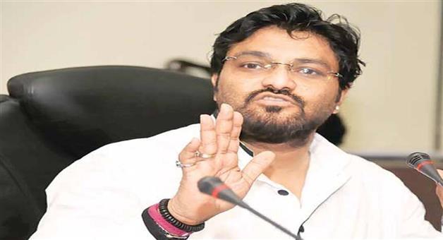 Khabar Odisha:Babul-Supriyo-resigned-as-MP-after-joining-TMC